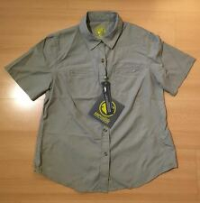 Thomas Cook Amphibian Mackellar Women's Quick Dry Hiking Shirt 30+ UV BNWT