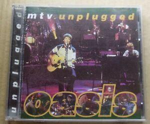 MTV Unplugged Oasis 1996 CD UO 1