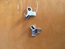 Two Radiator Vent Keys  For bleeding air from radiators