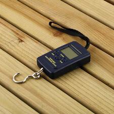 20g 40Kg Pocket Digital Scale Electronic Hanging Luggage Balance Weight AU#
