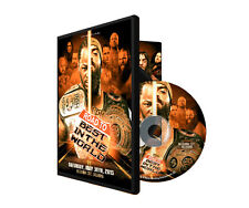 Official ROH Ring of Honor - Road To Best InThe World 2015 Oklahoma Event DVD