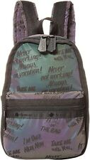 LeSportsac Baron Von Fancy Mini Backpack!! Nwt!!