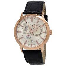 Orient Sun and Moon FET0P001W0 Cream Dial Men's Watch
