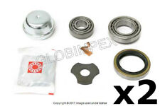 Mercedes w108 w109 (1956-1976) FRONT LEFT and RIGHT Wheel Bearing Kit (2) FAG