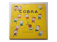 John Zorn - Cobra -  2 LP - Box - Postcard