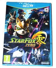Juego WiiU Star Fox Zero Nuevo New España
