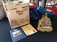 Lilliput Lane Blaise Hamlet Diamond Cottage Signed with Deed