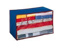 JUMBO BOX Aufbewahrung Box Tasche Schutzhülle DEEP BLUE B 91 x H 48 x T 53 cm