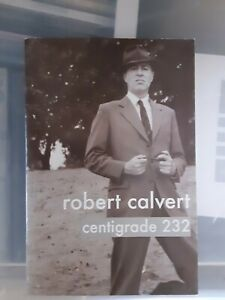 Robert Calvert Centigrade 232 UK CD Voiceprint 2007 (Poetry)