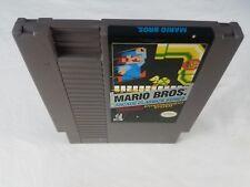 MARIO BROS. ARCADE GAME NES NINTENDO VIDEO GAME CART ONLY RETRO 1986 BLACK BOX