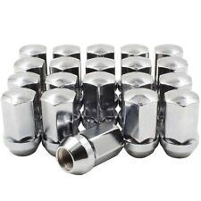 "20pc Lug Nut Kit (Chrome) for DODGE DAKOTA, DURANGO (9/16"", Bulge Acorn)"