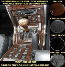 LAND ROVER RANGE ROVER P38 (1994-2002) Dash Kit - Walnut - Carbon - Piano Black