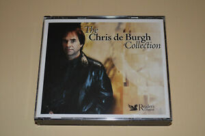 Chris De Burgh - The Collection / Readers Digest 2005 / 4 CD Box / 74 Tracks