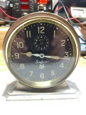 Antique Ingraham Super 8 Alarm Clock-Circa 1930-Running!! Serviced