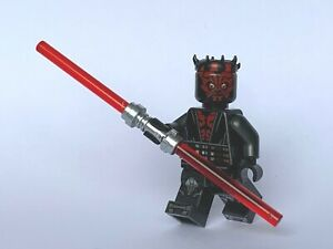 LEGO Star Wars Minifigure Darth Maul from Set 75310 as in the picture