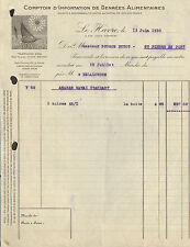 76 LE HAVRE CIDA ALIMENTATION DUTOT BOUGON SAINT PIERRE EN PORT 1930