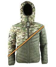 Kombat Xenon Reversible Thermal Padded Army Jacket BTP / Green works with MTP