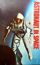REVELL Kit No. H-1841:100, ASTRONAUT in SPACE, 1/12, MIB 100% Complete, 1969