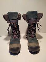 Women's Keen HooDoo Winter Boots Size 8 Keen Dry & Keen Warm 200 gram Insulation