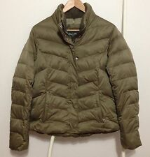 Eddie Bauer 550 Fill Power Goose Down Jacket Size Women's M