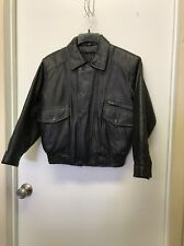 Phase Two Black Coat Boys Size Small