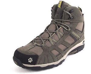 Jack Wolfskin VOJO Mid Men's Texapore Waterproof Hiking Walking Boots --50% OFF