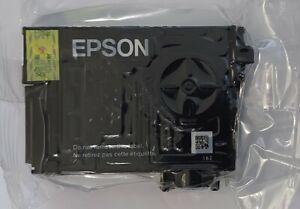 Epson Daisy 18 Yellow Ink Cartridge - Genuine, Sealed