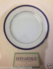 Piatto Frutta Porcellana - Phoebe Athena Navy - Bernardaud