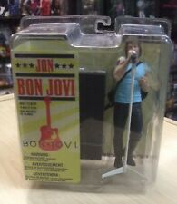 JON BON JOVI Action Figure by McFarlane Toys 2007CANADA BUYERS MUST PAY APPLICAB