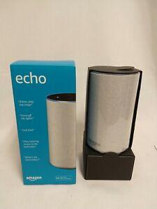 Amazon Echo (2nd Generation) Smart Assistant - Open Box