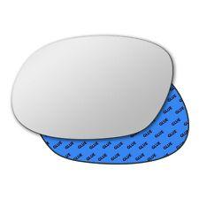 Left wing self adhesive mirror glass for Daewoo Korando 1996-2006 718LS