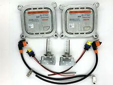 2x New OEM OSRAM Xenon HID Headlight Ballast & Philips D3S Bulb w/ Wiring