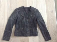 Unbranded Leather All Seasons Coats & Jackets for Women