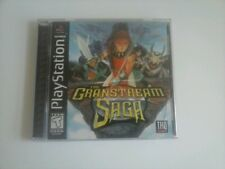 The Granstream Saga (Sony PlayStation 1, 1998) ps1/ps2 Game Mint Disc