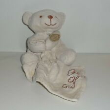 Doudou Ours Doudou et Compagnie - Collection Bio