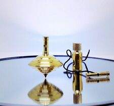 Brass Spinning Top EDC Precision Spinning Top 1,181""