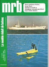 Modele reduit boat no. 217 star buchorn/hydroplane for 0.8 cc