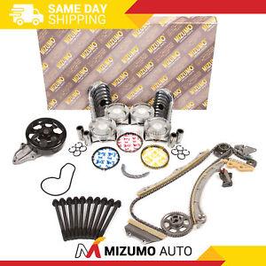 Overhaul Engine Rebuild Kit Fit Honda Accord CR-V Element 2.4 K24A4 K24Z1 K24A8