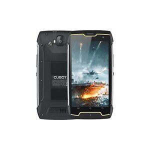 """Cubot King Kong CS Black 5.0"""" 16GB 3G Dual SIM IP68 Unlocked & SIM Free"""