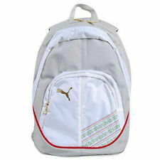 Puma King Unity Backpack 06794101 Schoolbag bag White Gray