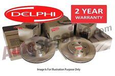 Vauxhall Corsa D 1.0 1.2 1.4 1.3 il CDTI COPPIA posteriore DELPHI freno tamburi 3 porte 2006