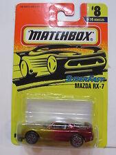 MATCHBOX 1996 SUPER FAST   - MAZDA RX - 7  #8