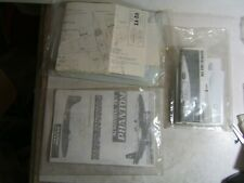 New ListingLot of 3 Rare Plane Vacforms Other Bell Airacuda & Other Model Airplane Kits 2