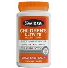 Swisse Children's Ultivite 120 Tablets
