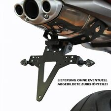 Kennzeichenhalter/Heckumbau Triumph Daytona 675 verstellbar,adjustable tail tidy