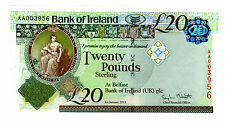 Ireland Northern ... P-New ... 20 Pounds ... 2013 ... *UNC*