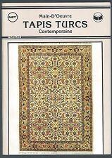 TAPIS TURCS contemporains Main-d'oeuvre  Ugur AYYILDIZ