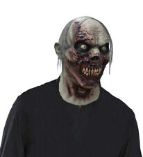 Evil Dead Zombie Mask Scary Full Overhead Latex Rubber Halloween Horror Maske