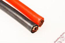 0,75 mm² qmm Silikonlitze / Silikonkabel 1m Made in Germany / Grundpreis 1,50€/m