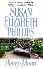"""HONEY MOON""  (SUSAN ELIZABETH PHILLIPS)  ~ (1993) ~  *** ROMANCE BOOK ***"